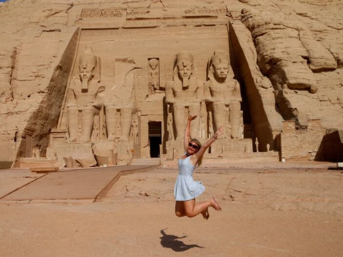 three week Egypt itinerary