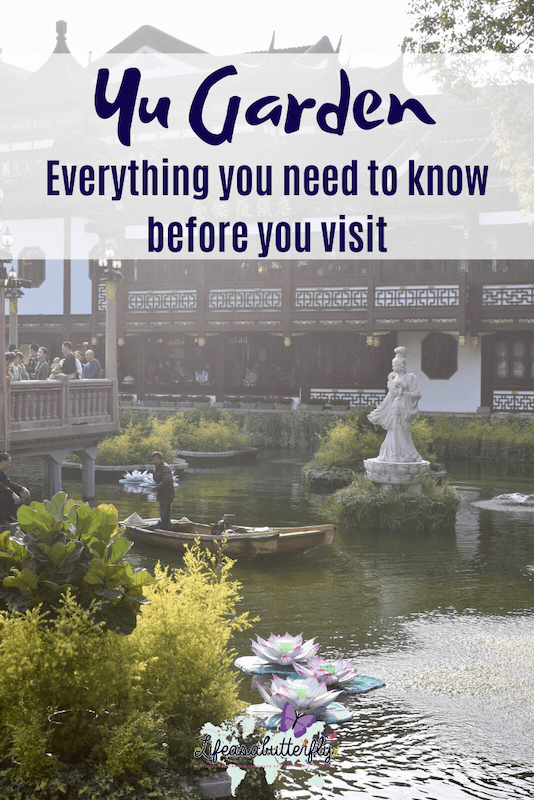 Everything you need to know for your visit to Yu Garden, Shanghai