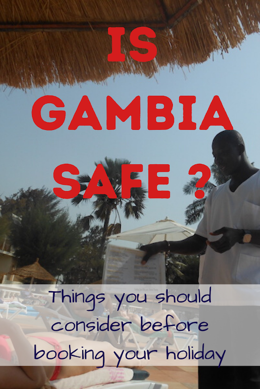 Is Gambia safe