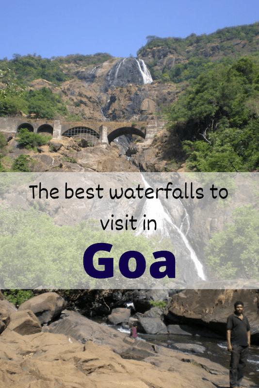 Goa waterfalls