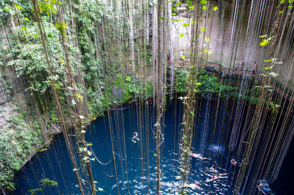 The best cenotes in Yucatan