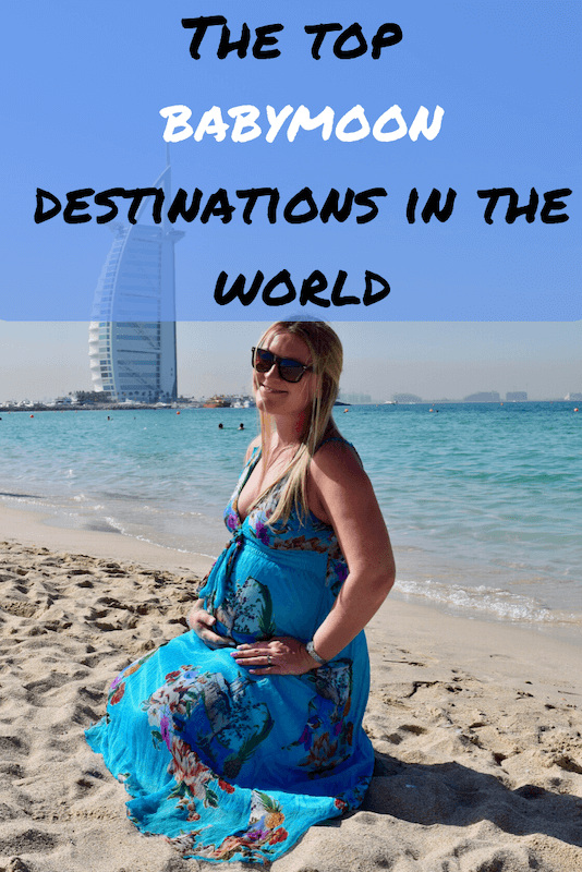 The 10 best babymoon destinations around the world