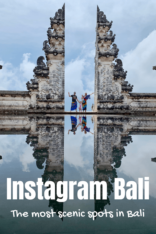 Instagram Bali