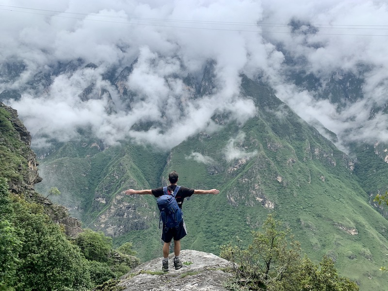 Hiking in Yunnan