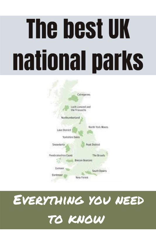 The best UK national parks to visit and why
