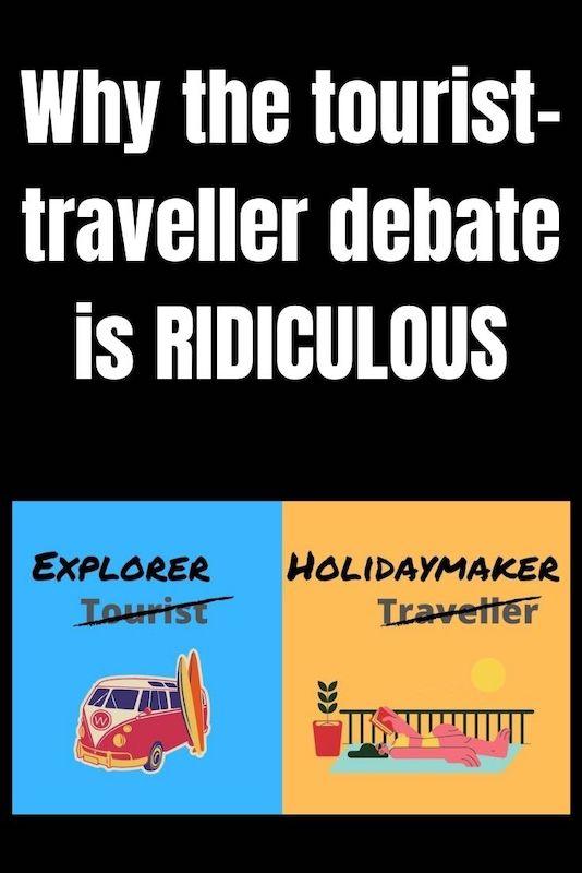what is a tourist. Tourist definition.