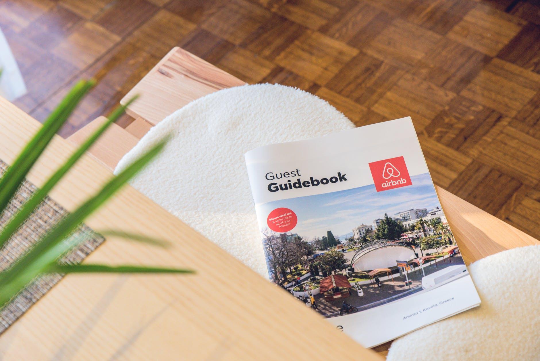 guest guidebook