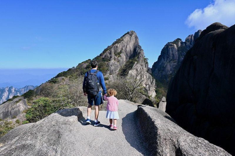 Lotus Peak The Yellow Mountains