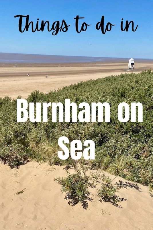 Things to do in Burnham on Sea