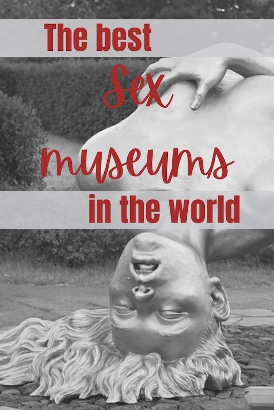 The best sex museums in the world
