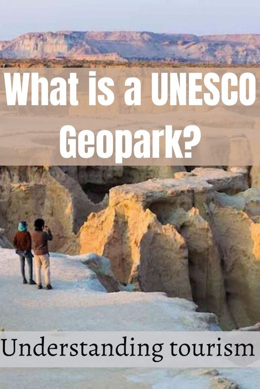 What is a UNESCO Geopark?